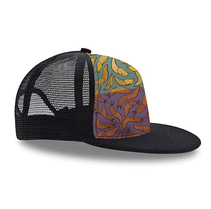82ff07dfd Classic Baseball Caps Banana Slug Boy Girl Snapback Hat at Amazon ...