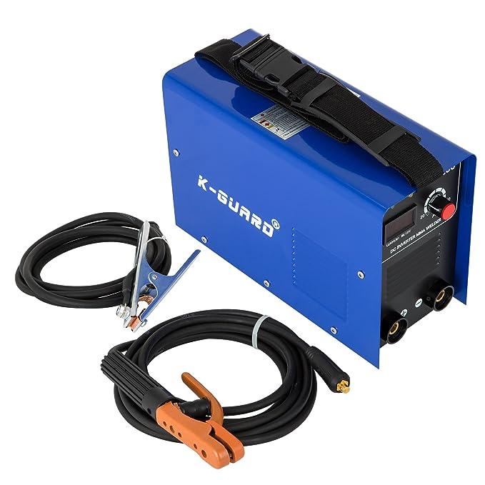 Mophorn Máquina de Soldadura Inversora 220V Soldadora Profesional Soldador Eléctrico (MMA-250): Amazon.es: Bricolaje y herramientas