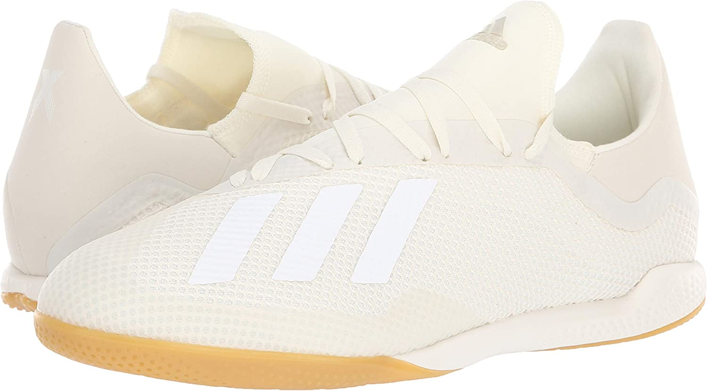 adidas Mens X Tango 18.3 Indoor Soccer Shoe