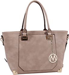 MKF Collection Yorkshire Crossbody Tote by Mia K. Farrow