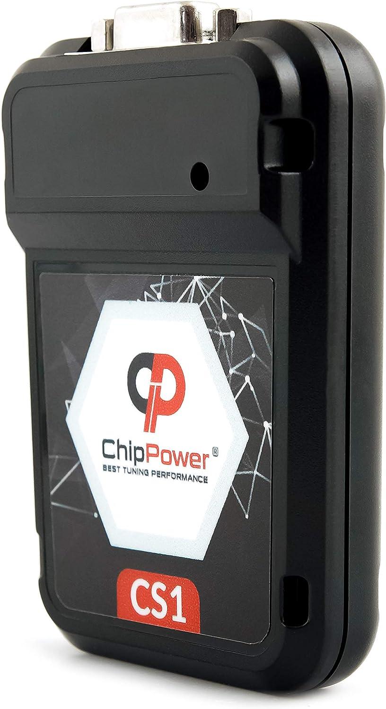 Chiptuning CS1 f/ür C180 W202 90kW 122PS 1997-2000 Power Chip Box Tuning Benzin