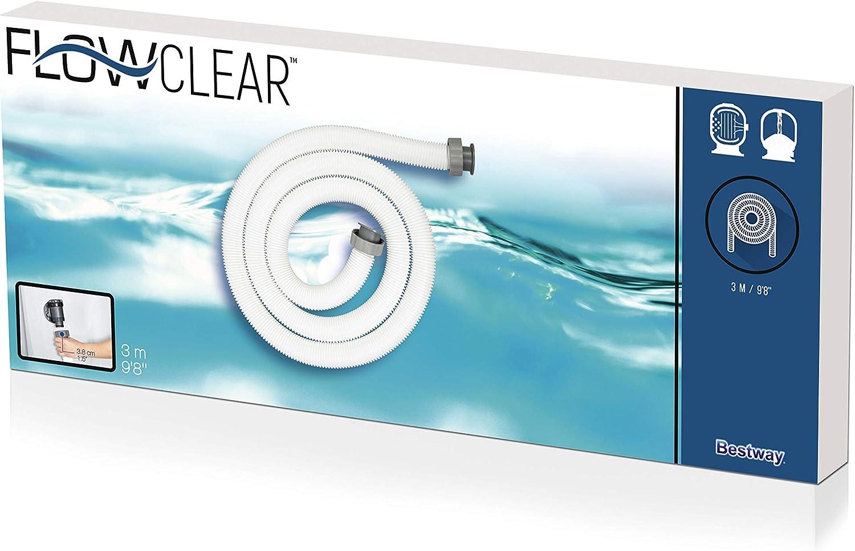 Bestway Flowclear Universal-38mm-Poolschlauch 300 cm