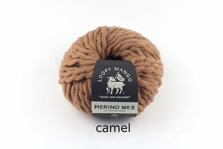 My First Hat Loopy Mango DIY All You Knit Kit Polar Bear