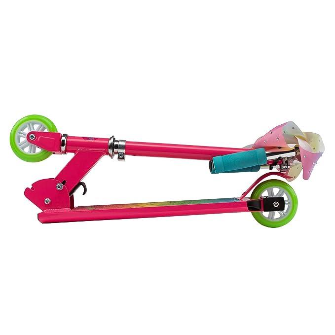 Amazon.com: PlayWheels JoJo - Patinete de 2 ruedas de ...