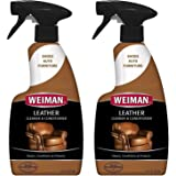 Weiman Leather Cleaner & Conditioner 16 oz. Trigger, 2 pack