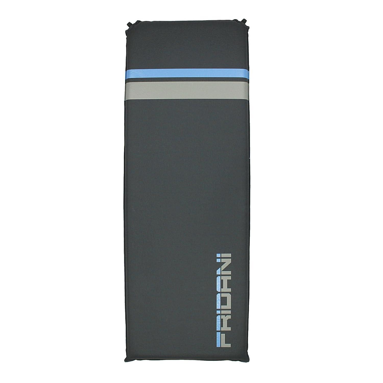 Fridani ISO 700 Antislip - Soft-Touch Esterilla Aislante Hinchable, 200x66x7 cm, 2500g: Amazon.es: Deportes y aire libre