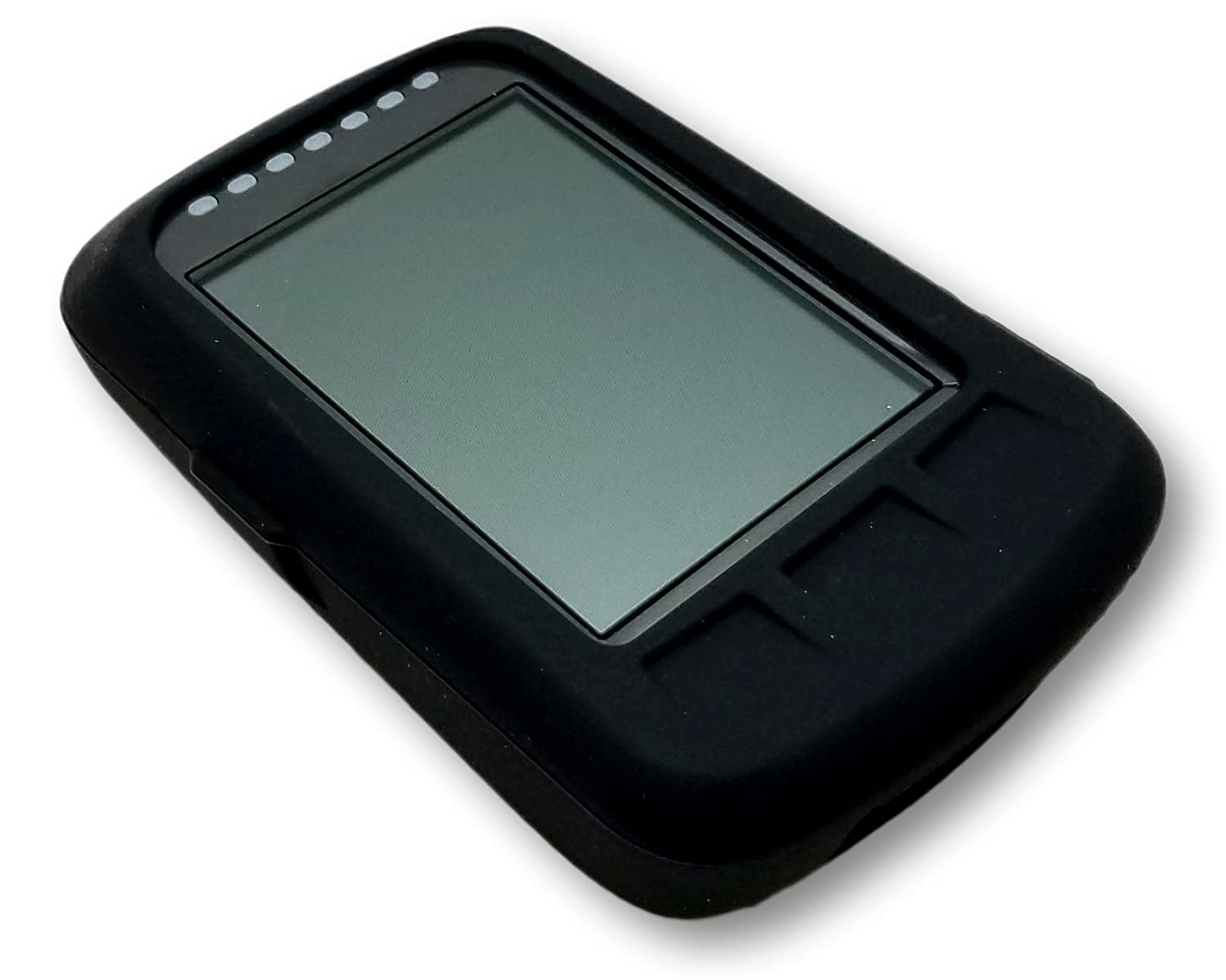 and 3 Screen Protectors G-SAVR Garmin Edge Ultimate Protection Bundle Includes Lanyard Molded Protective Silicone Case