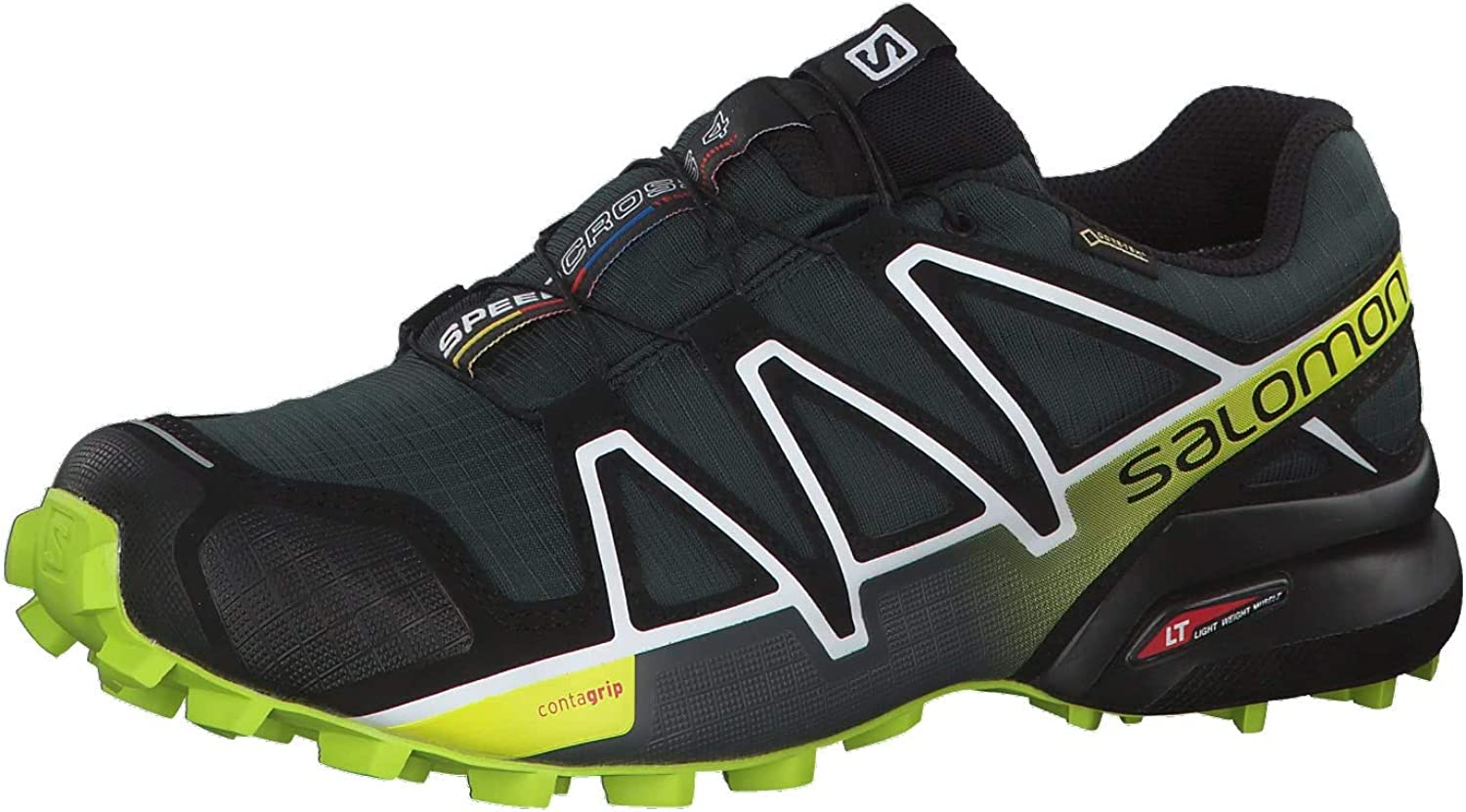 salomon speedcross 4 gtx uomo goretex leather