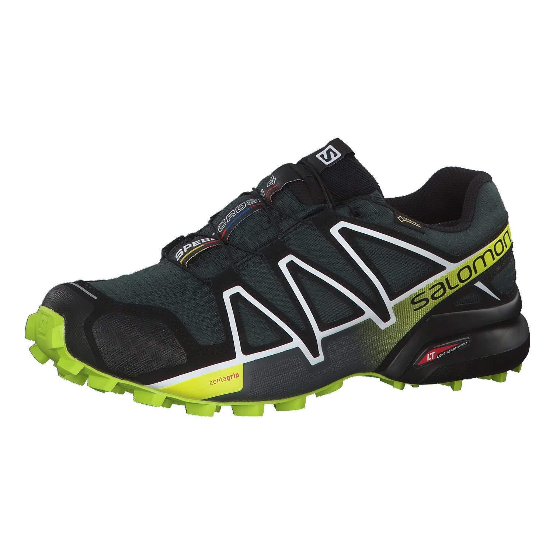 Salomon Herren Speedcross 4 GTX, Trailrunning-Schuhe, Wasserdicht