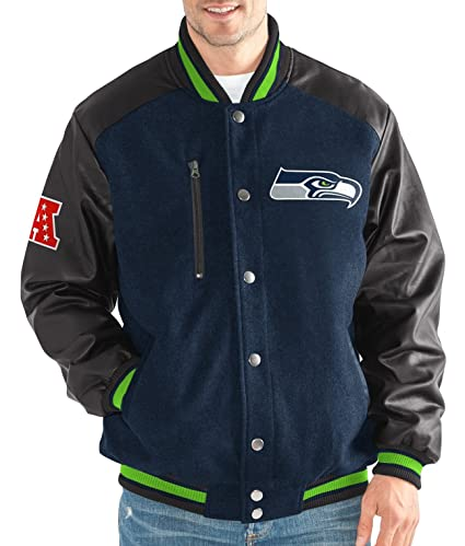Image Unavailable. Image not available for. Color  Seattle Seahawks G-III  NFL ... dd5e9b7fd