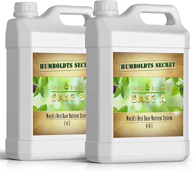 Humboldts Secret Base A & B Bundle-Best For Indoor Plants