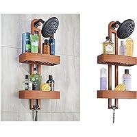 Bambu Banyo Rafı,Asılabilir Duş Malzemeleri Düzenleyici