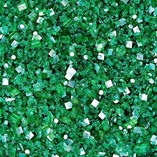 Bakery Bling Emerald Green Glittery ()