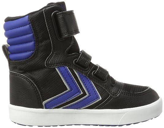 hummel Stadil Super Poly Boot Jr, Bottes de Neige Mixte Enfant, Bleu (Limoges Blue), 31 EU