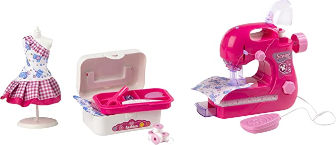 Color Baby - Máquina de Coser con Accesorios (42613): Amazon.es ...