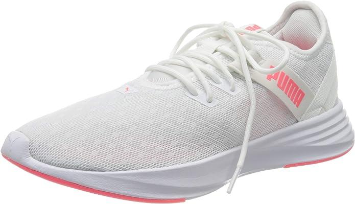Puma Radiate XT Pattern Sneakers Damen Weiß/Ignite Pink