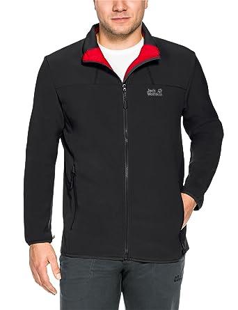 41c64d29c Jack Wolfskin Element Altis Men Softshell Jacket: Amazon.co.uk: Clothing