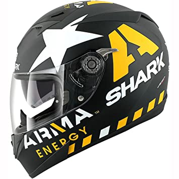 Shark S700s Helmet Redding Mat Kyw Xs Amazoncouk Sports Outdoors