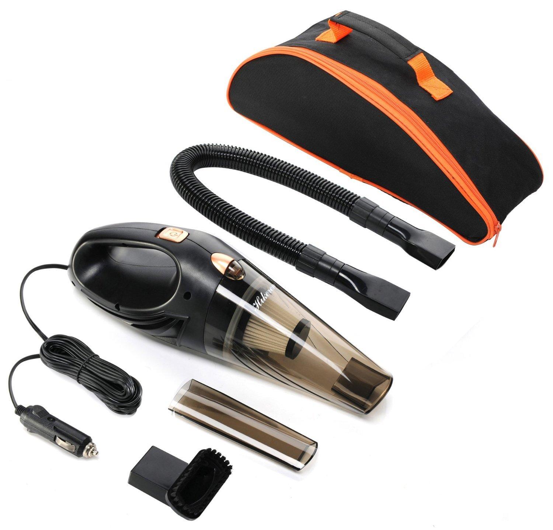 Hikeren Car Vacuum Review