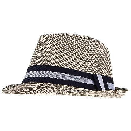 forma elegante moda caliente genuino mejor calificado Ropa CGXBZA Hombres Mujeres Verano Sombrero para El Sol ...