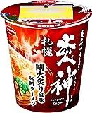 サンヨー食品 札幌炎神監修 剛火炙り風味 味噌ラーメン 98g ×12箱