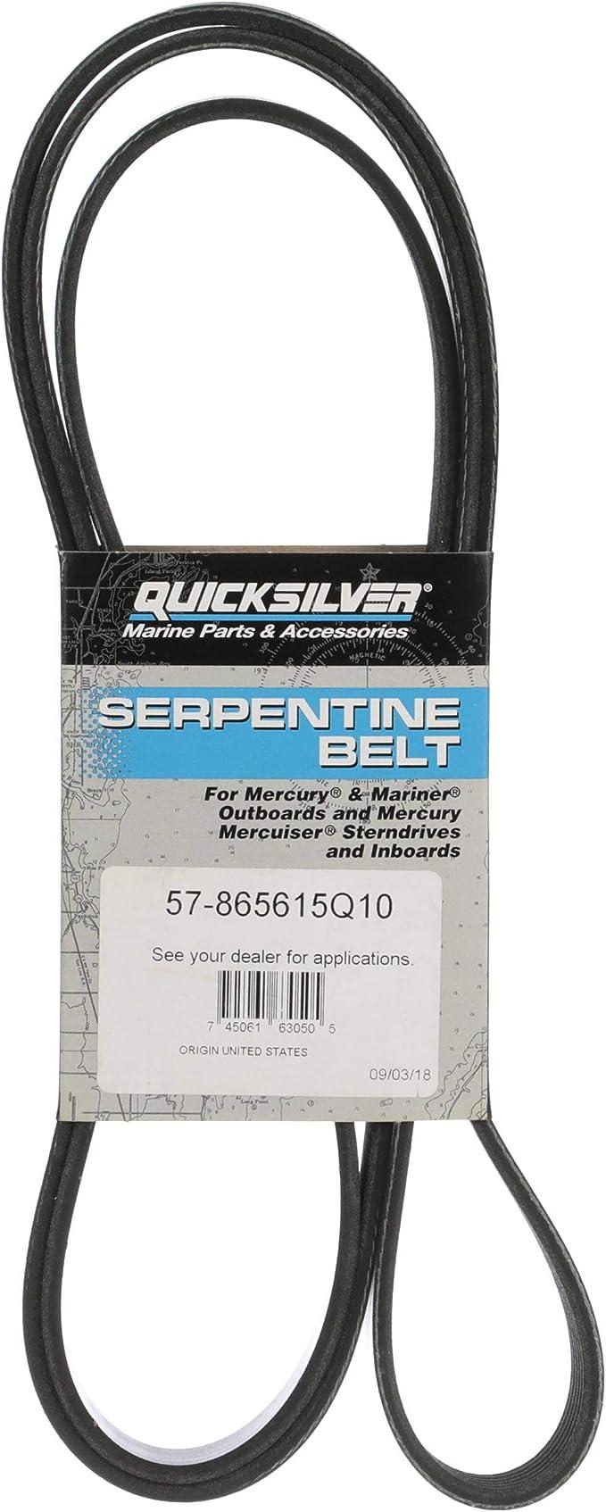 OEM MerCruiser v8 5.0 5.7 6.2 7.4 Serpentine Belt 865615006 57-865615Q06