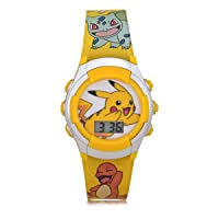 Kids' Quartz Watch with Plastic Strap, 16