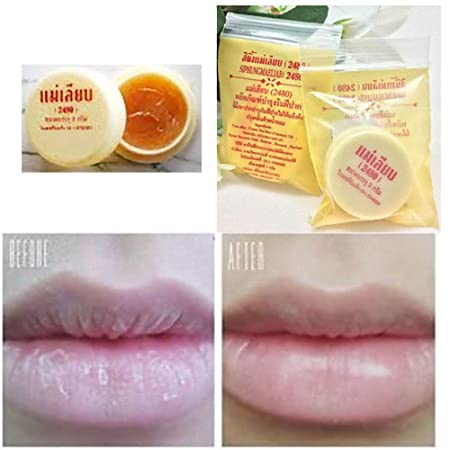 Review Coconut Lip Balm Treatment