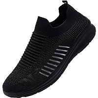LARNMERN PLUS Zapatos de Seguridad para Hombre Mujer con Puntera de Acero, Transpirable Suave y Cómodo Zapatillas de…