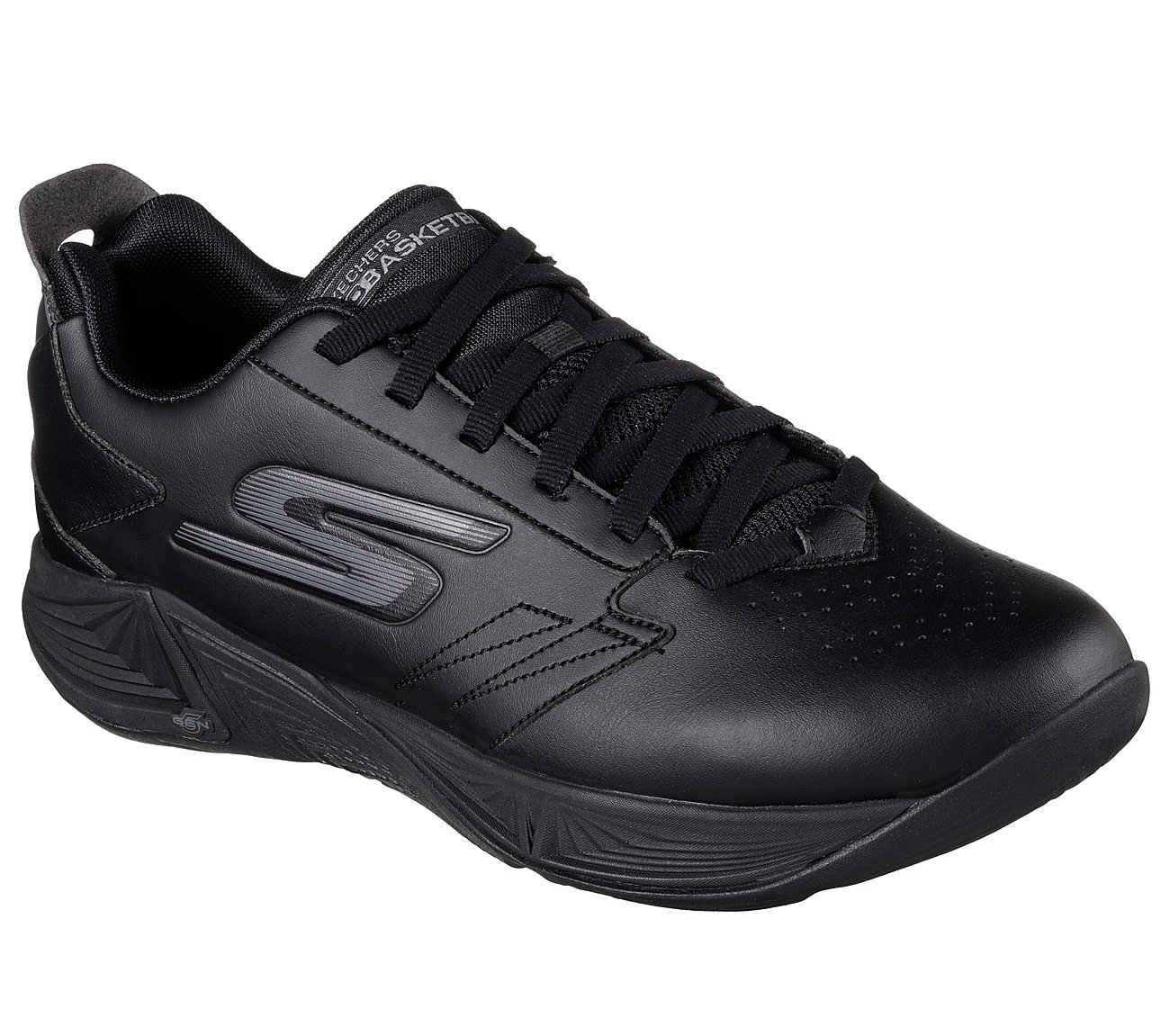 d81fad917b44 Galleon - Skechers Men s Torch - Lt Black Ankle-High Basketball Shoe 12M