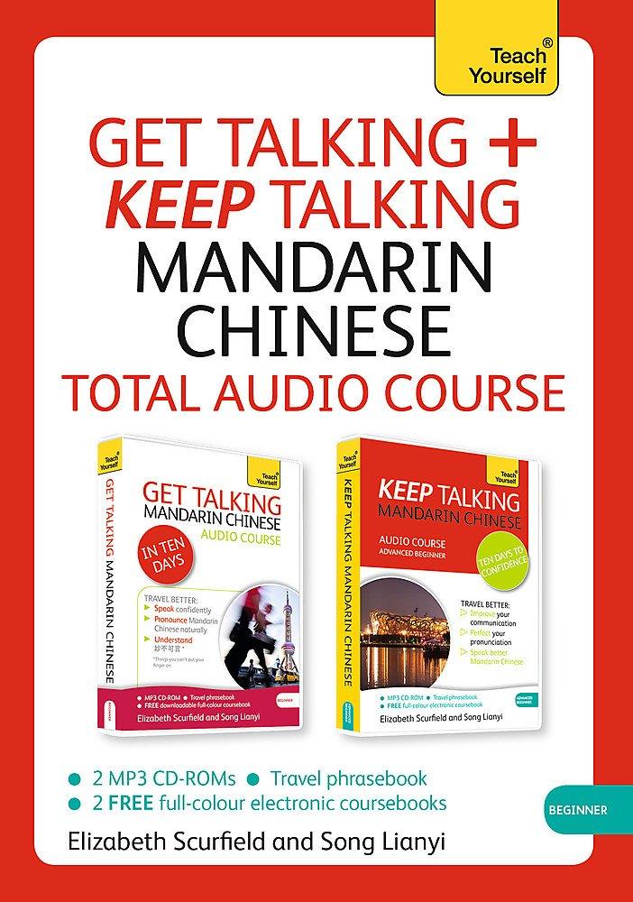 Get Talking/Keep Talking Mandarin Chinese: A Teach Yourself Audio Pack PDF