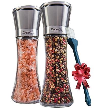 Review Salt and Pepper Grinder