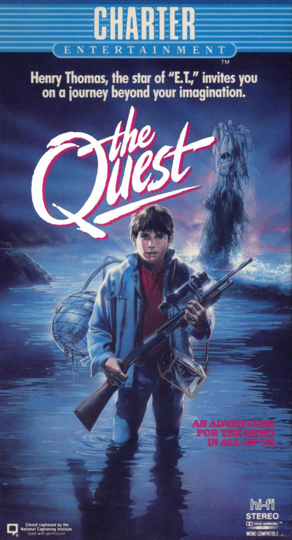 The Quest [VHS] by Miramax Films