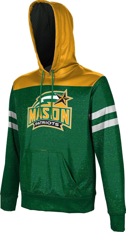 Gameday School Spirit Sweatshirt ProSphere George Mason University Mens Pullover Hoodie