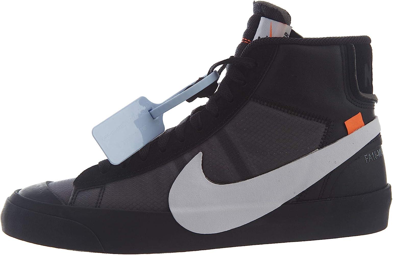Nike Mens The 10 Blazer Mid Grim Reaper