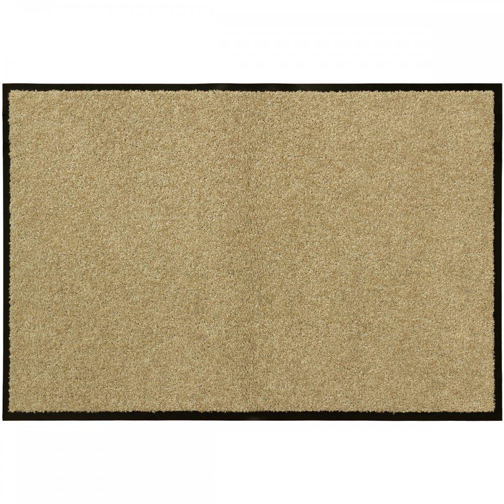 Schmutzfangmatte Proper Tex Fussmatte Türmatte Eingangsmatte 4 Größen beige sand, Größe 120x180 cm