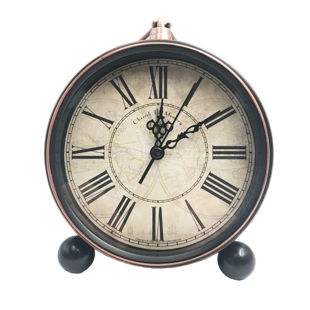 5 5 Quot Retro Alarm Clock Vintage Room Clock Home D 233 Co Clock