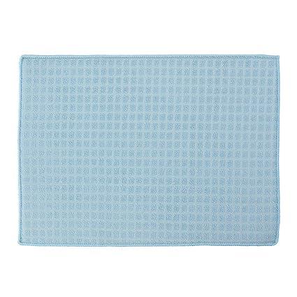 OUNONA - Toalla de Microfibra para Limpieza de la Suciedad, 38 x 51 cm,