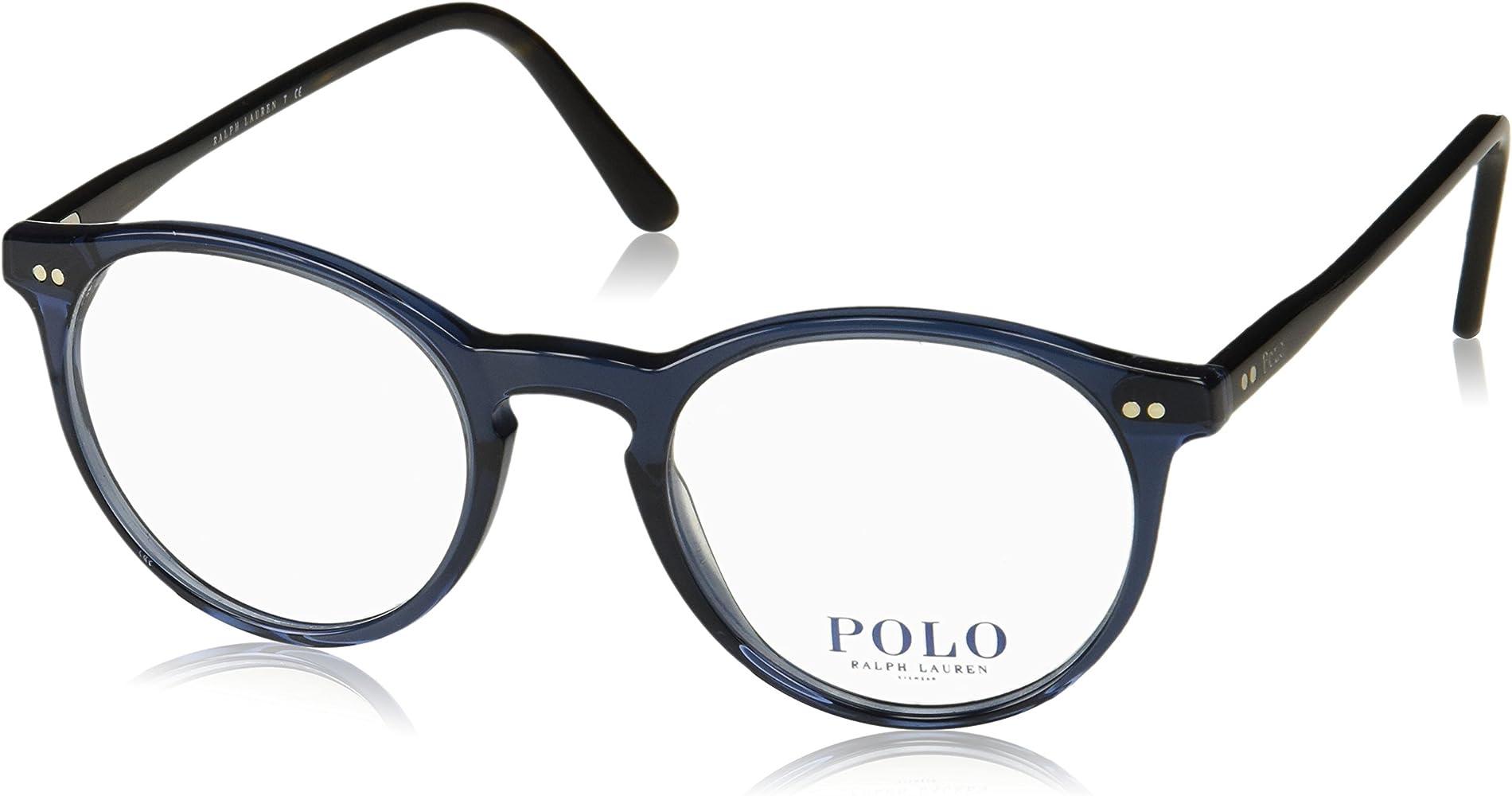 Polo Ralph Lauren 0PH2083, Monturas de Gafas para Hombre, Azul ...