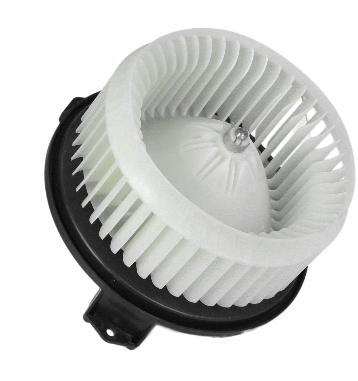 Heater A/C BlowerモーターW/ファンケージのコンパスDTSパイロットMKX RDX TSXアコードエッジ B077JGTYF1