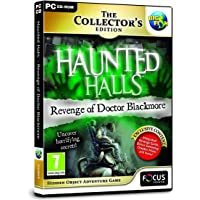 Haunted Halls: Revenge of Doctor Blackmore - The Collector's Edition (PC DVD)