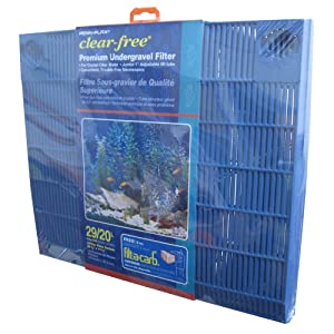Penn Plax CFU-29 for 20L/29 gallon tank, 11.5 by 28.5-inch