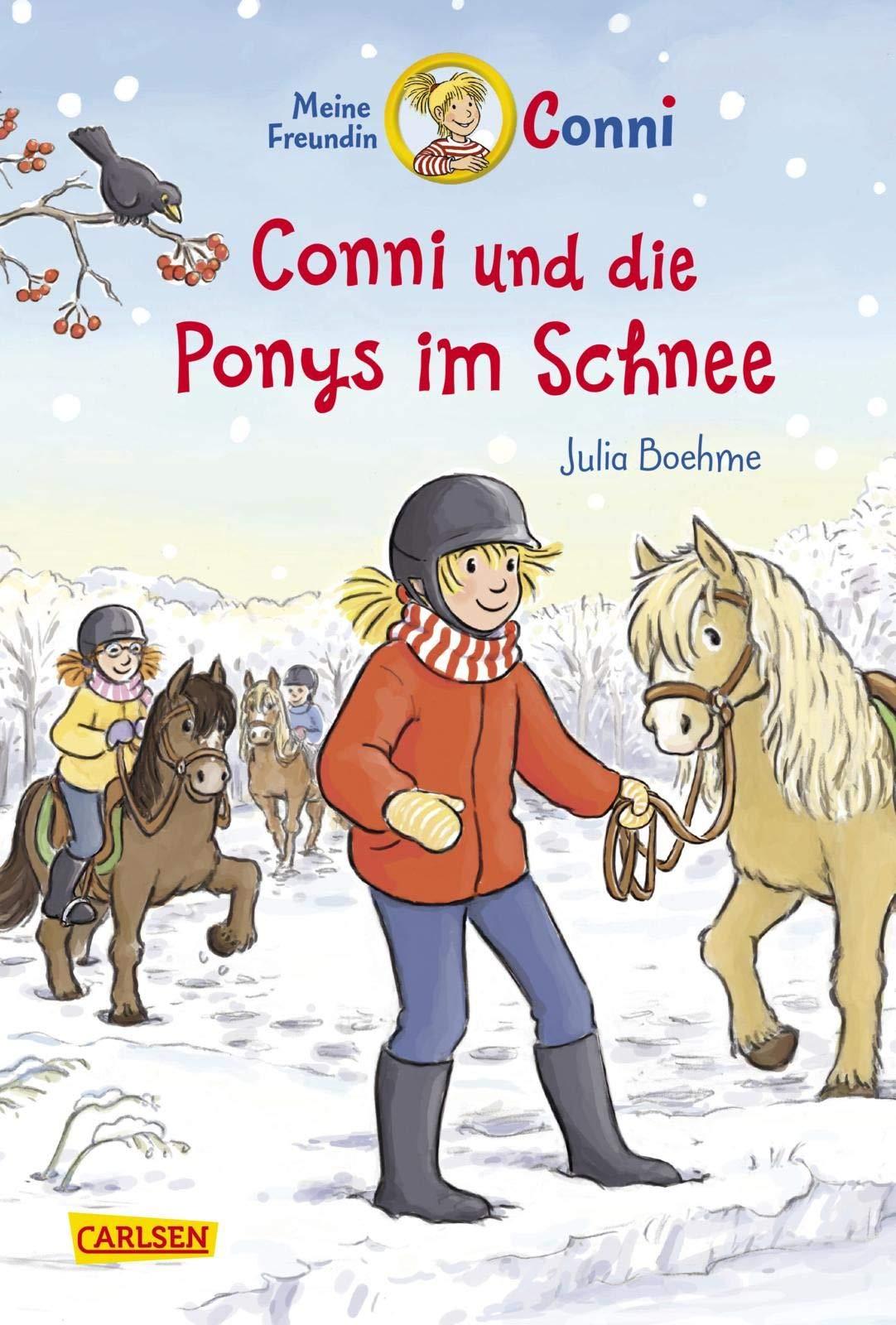 Conni Erzählbände 34  Conni Und Die Ponys Im Schnee  34