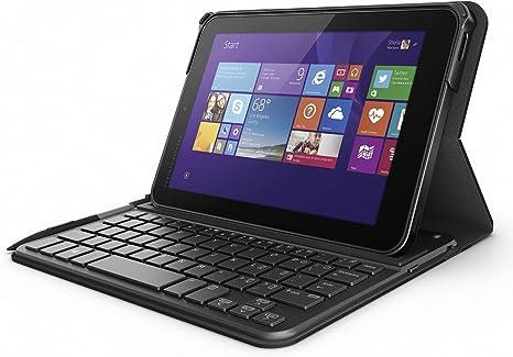 HP Funda para Teclado y Folio Pro Tablet 408 G1