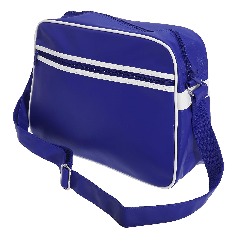 Bagbase Original Retro Shoulder Strap Messenger Bag UTBC3415_1