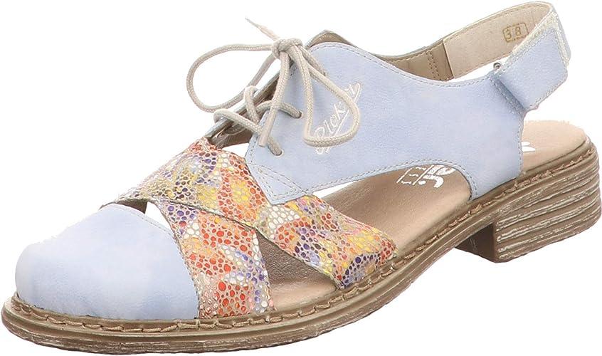 Rieker Sling Sandaletten 42: : Schuhe & Handtaschen