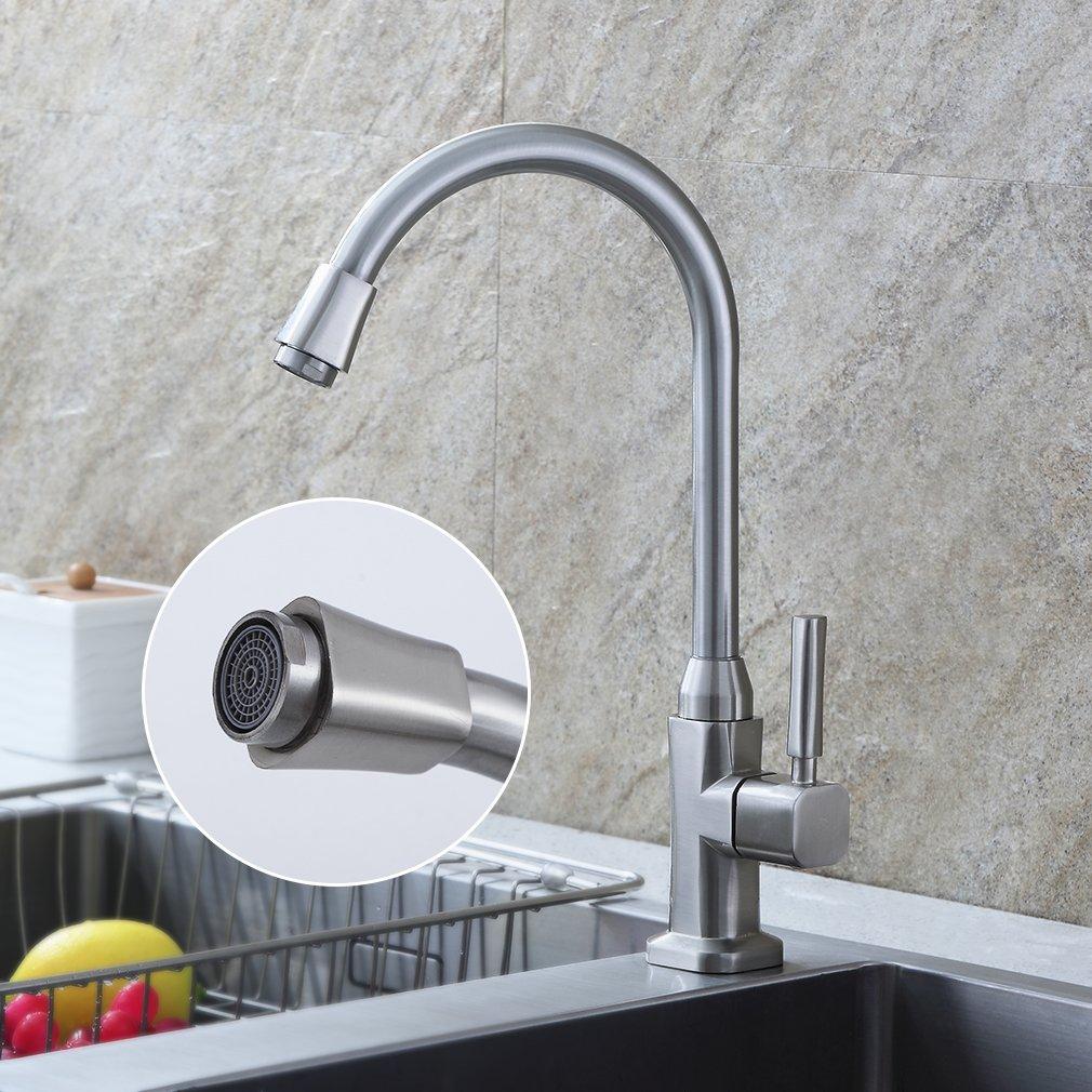 Tolle Küchenarmatur Reparatur Einzige Hebel Zeitgenössisch - Ideen ...