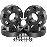Orion Motor Tech 5x5 Wheel Spacers 1.5 inches with 1/2-20 Studs Compatible with 007-2018 Jeep Wrangler JK, 1999-2010 Grand Ch