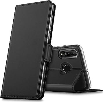 GEEMAI Diseño para Huawei P30 Lite Funda, Protectora PU Funda ...
