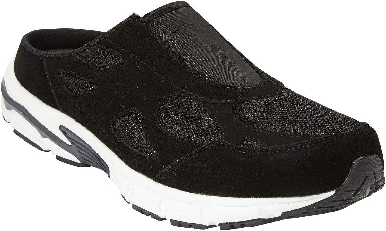 Wide Width Slip-on Sneaker